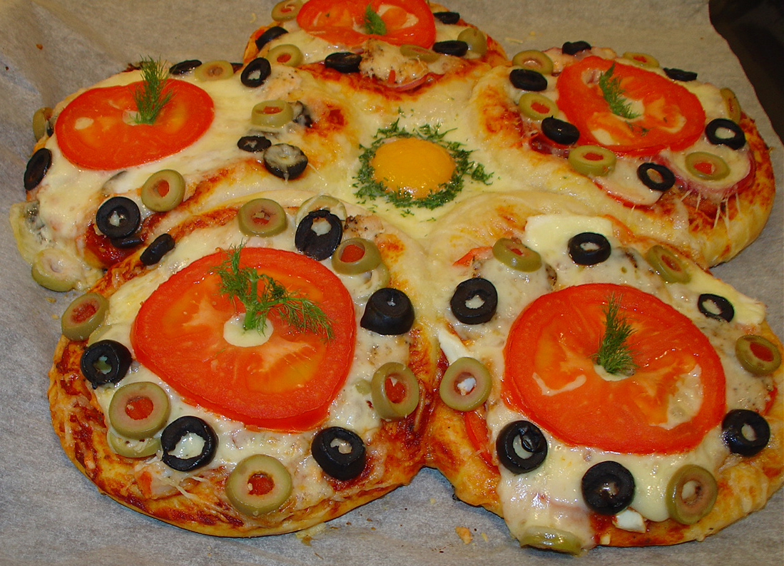 multipizza floare
