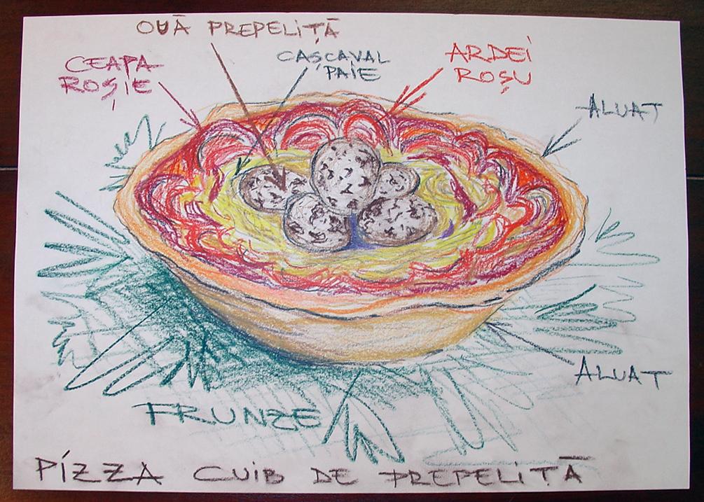 cuib de prepelita