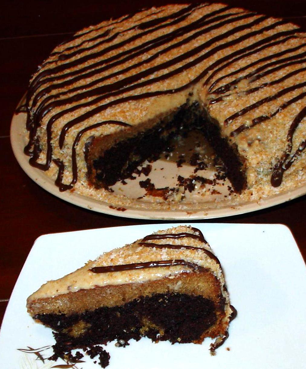 5-Tort cu dulce de leche