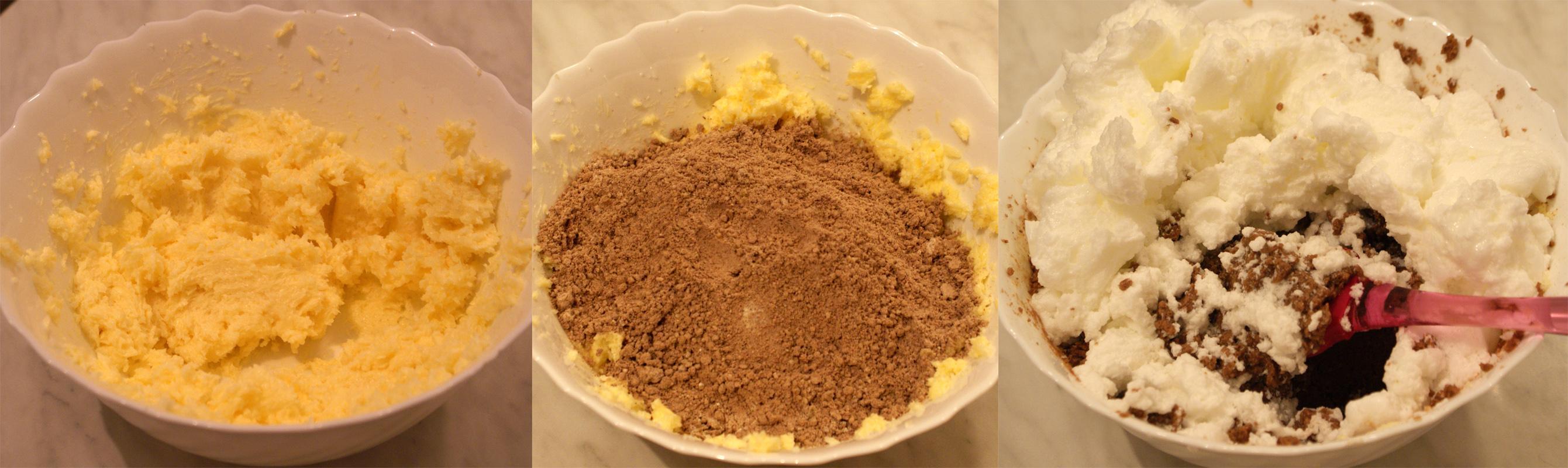 4-Prajitura cu glazura de galbenus