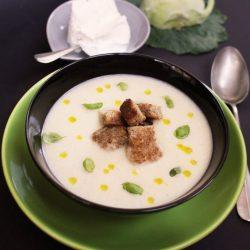 Supa-crema de gulii livit.ro
