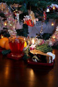 Prajitura Piernik cu ceai
