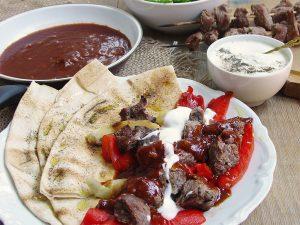 reteta Iskender Kebab