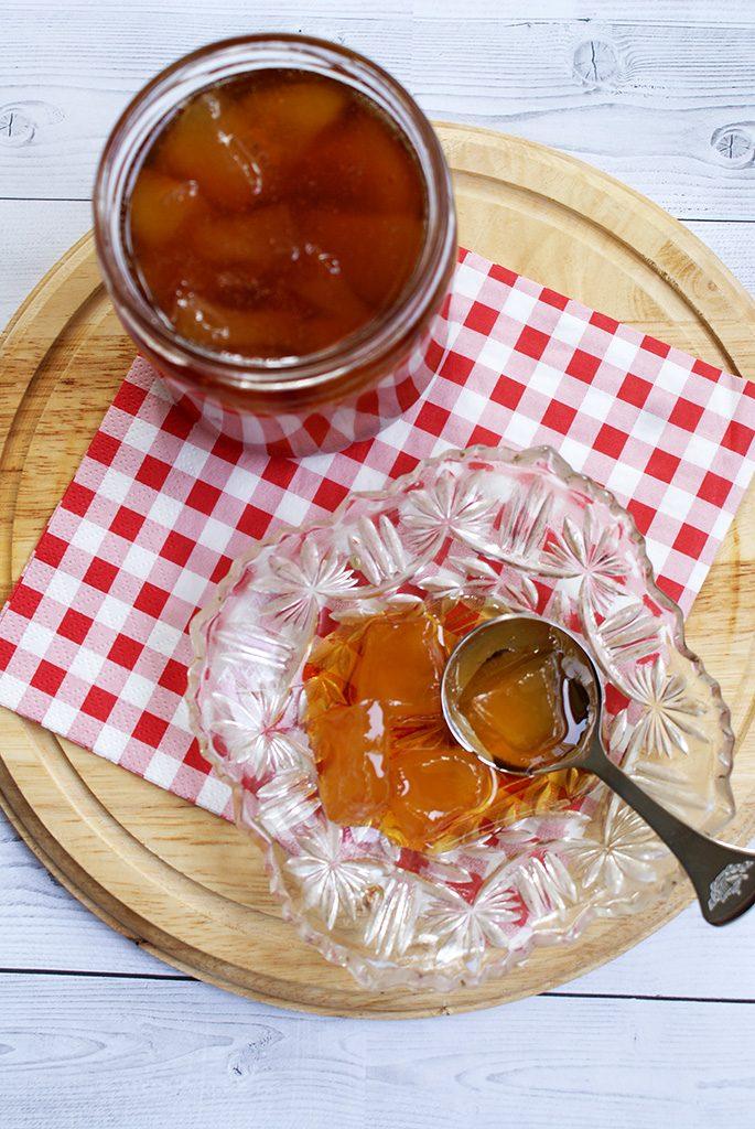 reteta de dulceata de pepene galben