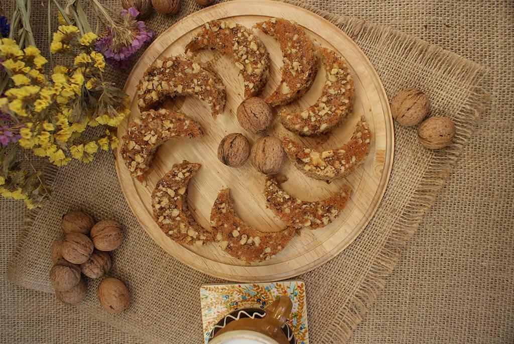 reteta prajitura semiluna
