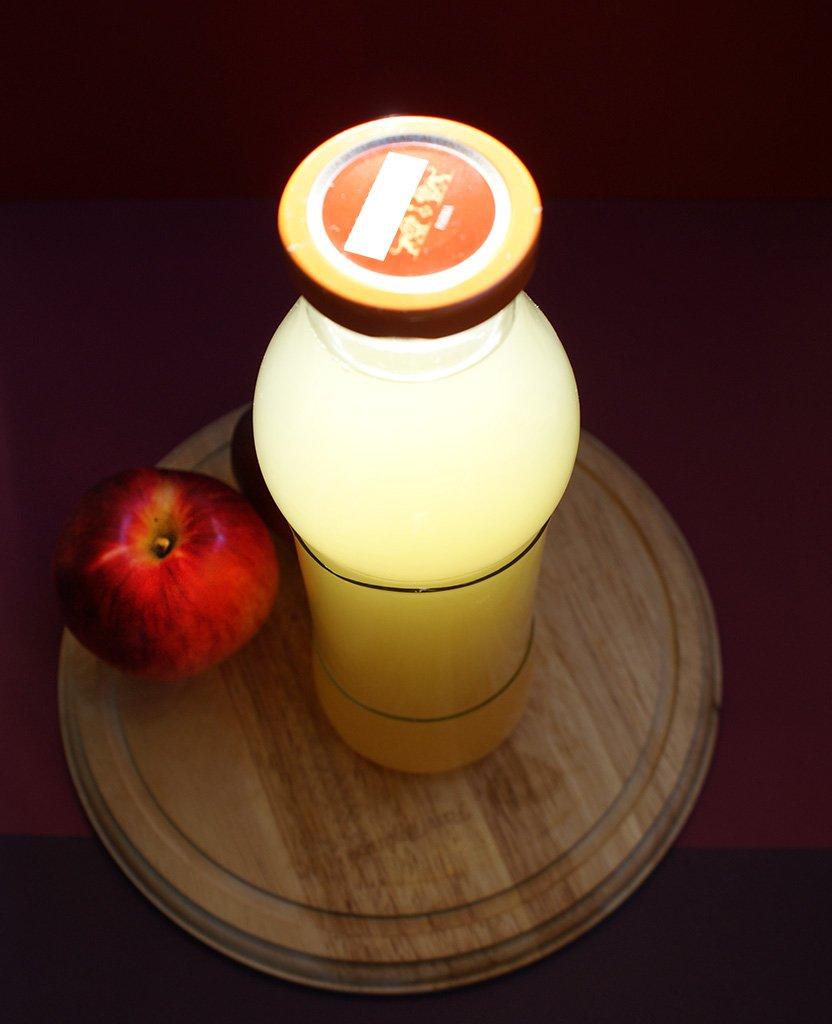 -Otet de mere cu miere