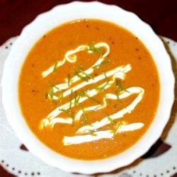 reteta supa de rosii