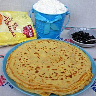 Clatite Clatita carpatina (fara gluten)