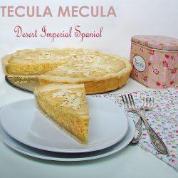 tecula-mecula tarta cu migdale