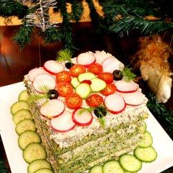 Tort-aperitiv-cu-creme-din-branzeturi
